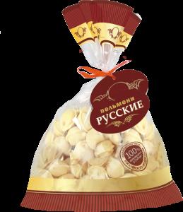 Пельмени «Русские» 0,8 кг